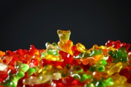 Mountain of Gummy Bears